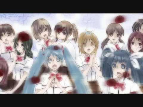 Miku Hatsune Rin Kagamine En Maria Holic