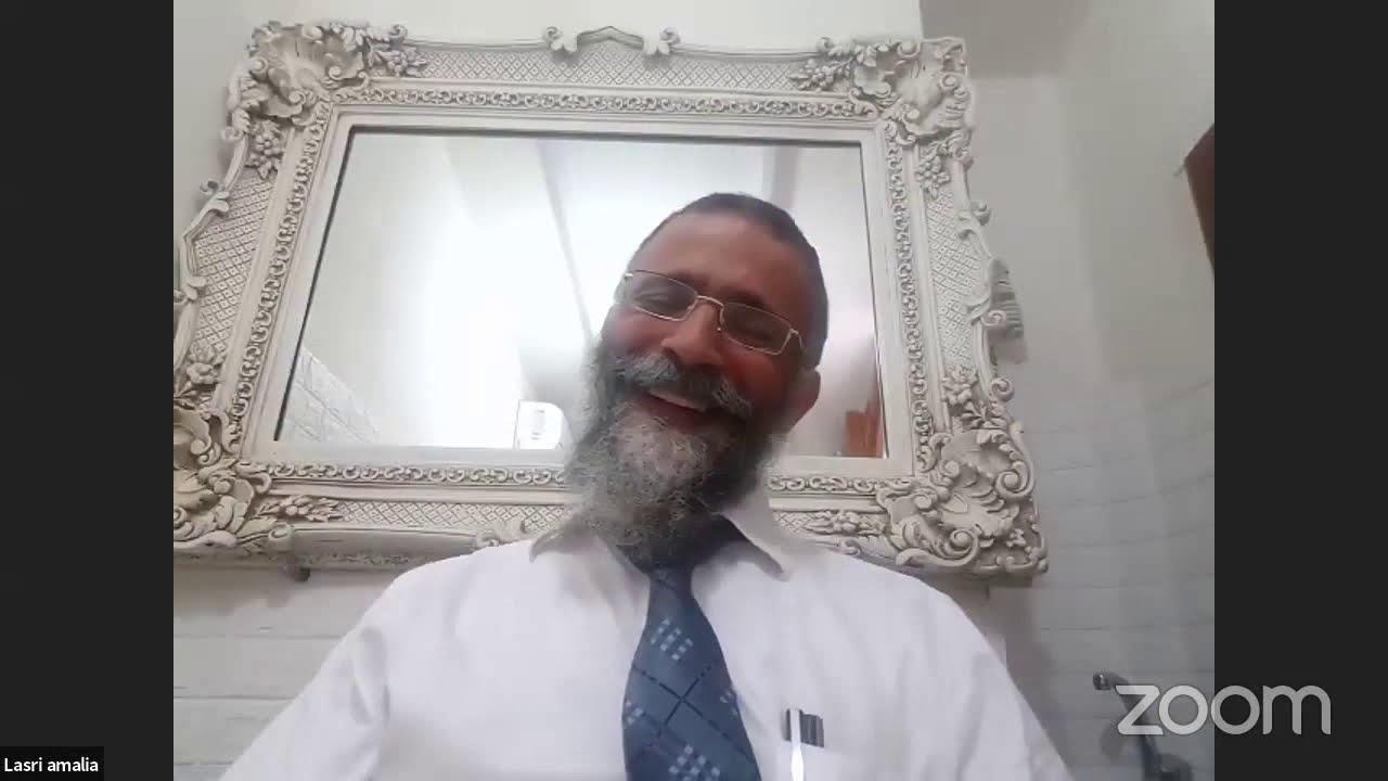 הרב מיכאל לסרי - קידוש השם בשמחה - יום ישיבה תמוז תשפ בקריה