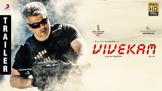 Vivekam - Official Telugu Trailer | Ajith Kumar | Kajal Aggarwal | Anirudh | Siva