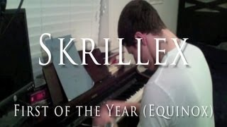 Skrillex - First of the Year (Equinox) [Classical Piano Arrangement] thumbnail