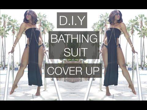 WVIEW SERIES SUMMER SERIES: DIY BATHING SUIT COVER UP