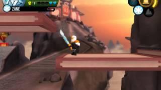лего ниндзяго игра 1 уровень