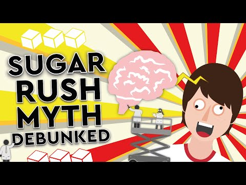 Does Sugar Make You Hyper?! Debunked