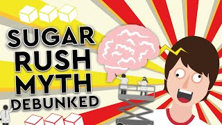 Does Sugar Make Kids Hyper?! Debunked