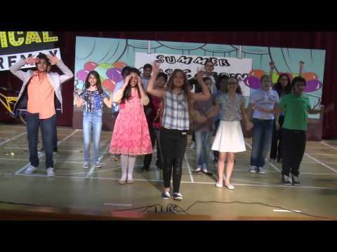 Best of 'High School Musical' at ISC-DXB