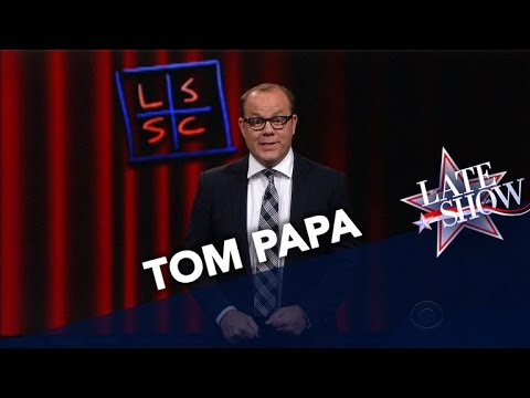 Tom Papa Performs Stand-Up - YouTube