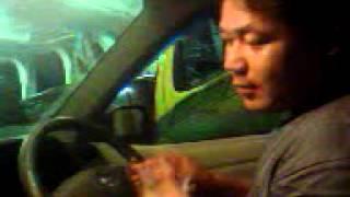 goyang di mobil