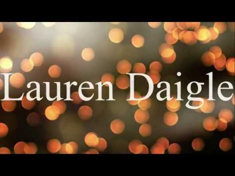 Lauren Daigle - Rescue (Lyric Video) Mp3