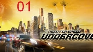 Lets Play Need for Speed Undercover Deutsch Part 1 - Arbeit undercover