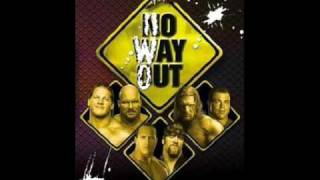Official Theme Song No Way Out 2002