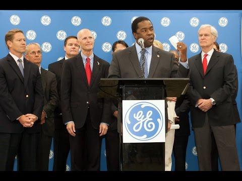 GE Oil & Gas Bringing 500 Jobs to Jacksonville