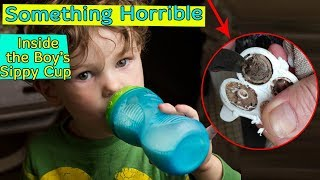 His Toddler Kept Getting Sick  Then They Found Something Horrible Inside the Boy's