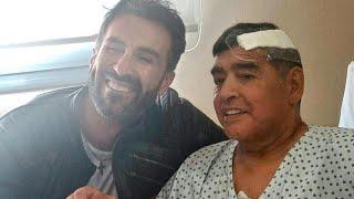 Maradonas Leibarzt bestreitet tränenreich Vorwurf der fahrlässigen Tötung
