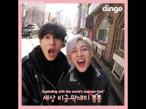 170521 GOT7 BamBam & Yugyeom – Finding Thai restaurants in Korea (en sub)