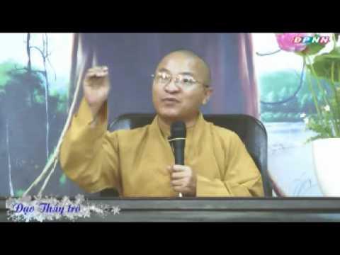 Kinh Thiện Sanh 3: Đạo Thầy Trò (20/11/2011)
