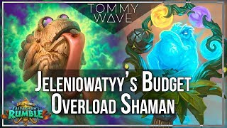 Jeleniowatyy's Budget Overload Shaman - Hearthstone Decks