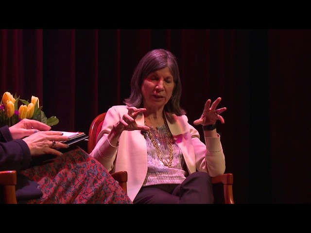 National Writers Series: Anna Quindlen