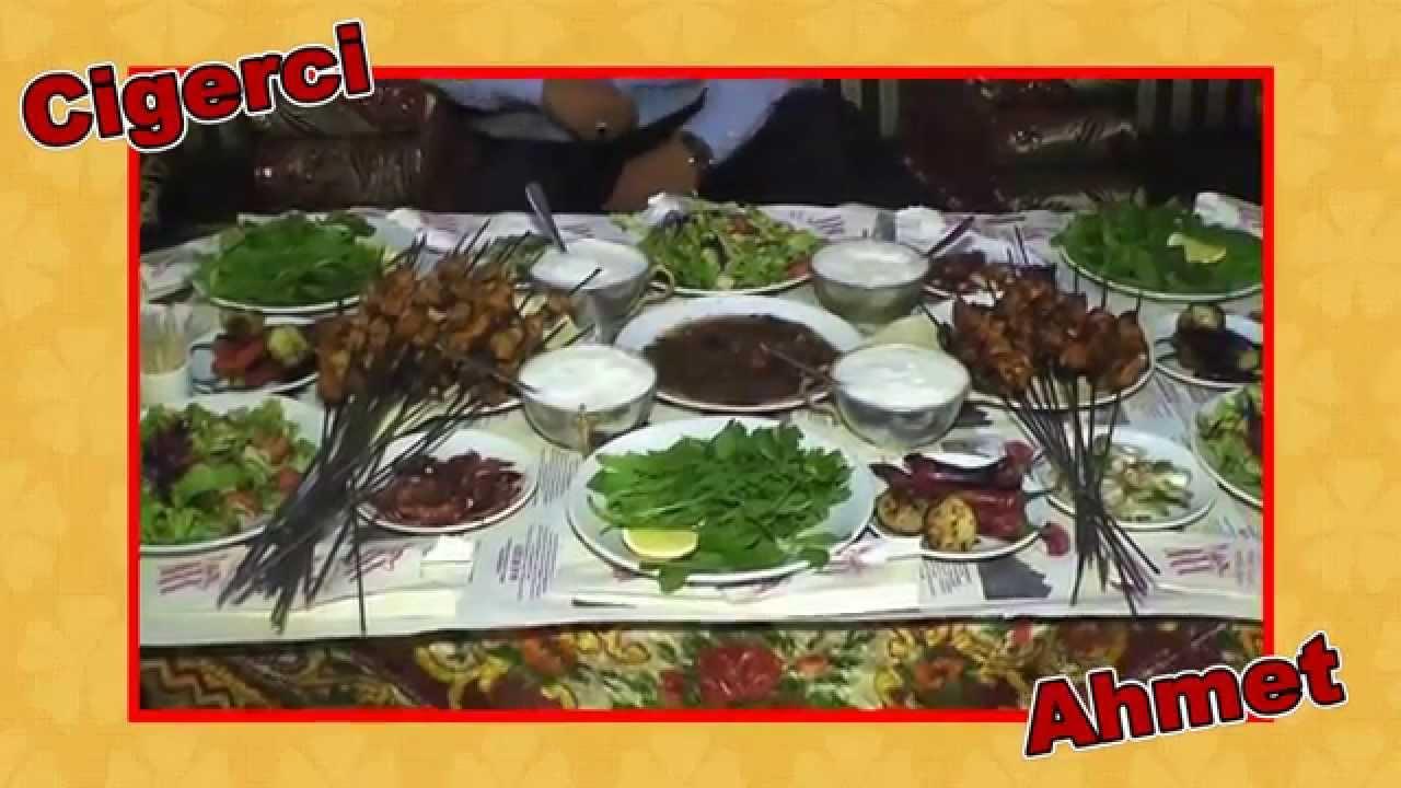Ciğerci Ahmet Eskişehir Youtube