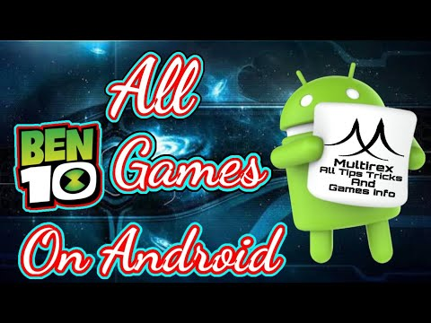 All Ben 10 Games On Android | With Download Links