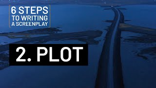 6 STEPS TO WRITING A SCREENPLAY | 2. PLOT