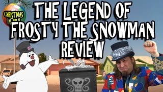 The Legend of Frosty The Snowman Review