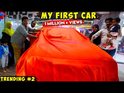 Irfans view First Car BMW - Unveiling with family - Irfan's view