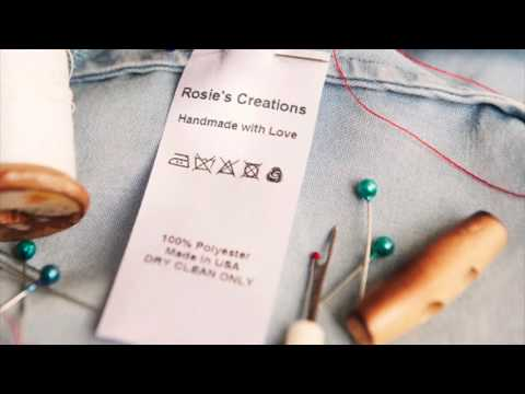 Care Labels: If you love it, Label it!
