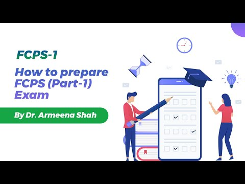 How to prepare FCPS (Part-1) Exam