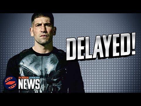 Netflix Delays The Punisher Release