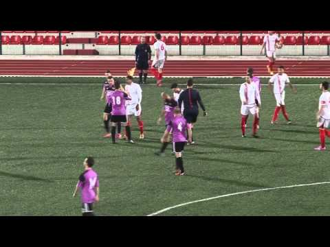 02/03/2015 Europa Point FC V Gibraltar Pheonix FC