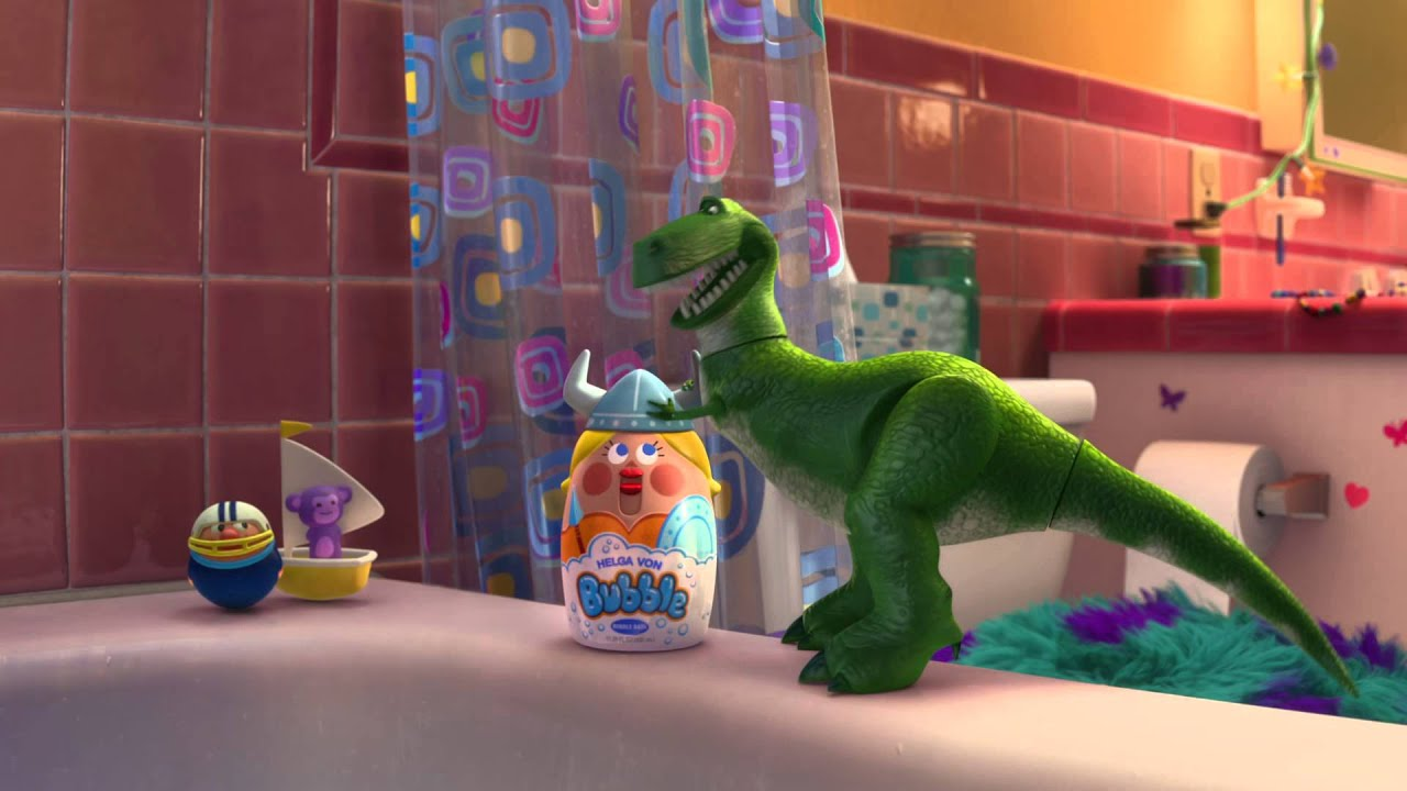 Toy Story Toys Official Partysaurus Rex Trailer Youtube