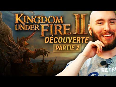 Vidéo d'Alderiate : [FR] ALDERIATE - DÉCOUVERTE DE KINGDOM UNDER FIRE 2 - PARTIE 2