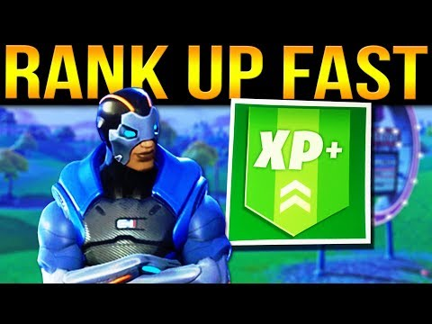 Here's 5 Methods To Rank Up Fast In Season 4! (Fortnite Battle Royale)