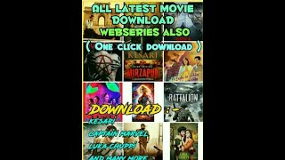 How to download latest movies on android free