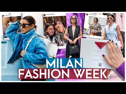 MILAN FASHION WEEK SEPTIEMBRE 21 | ALEXANDRA PEREIRA