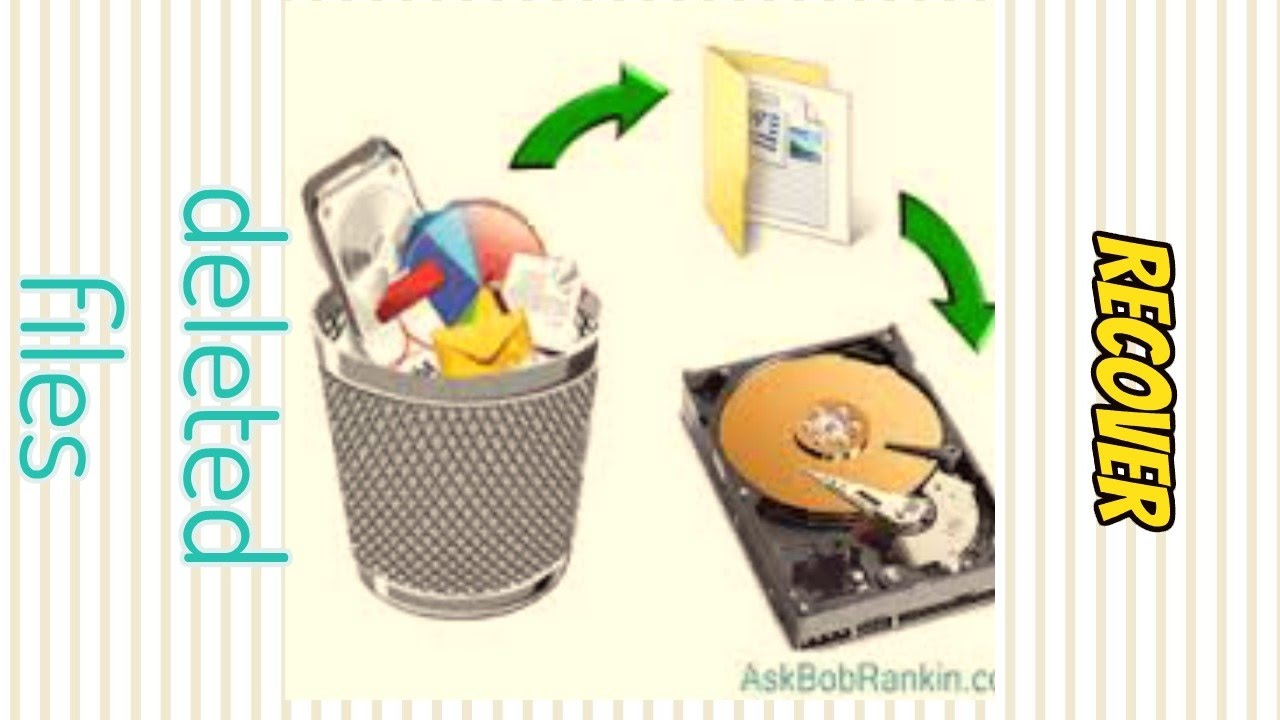 how to recover deleted files from pen drive online