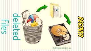 How to recover deleted files from PC,Android, Pen Drive & CD/DVD in Hindi