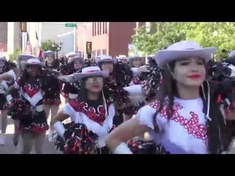 2019 Tri-State Fair Parade Amarillo, Texas - Part 1