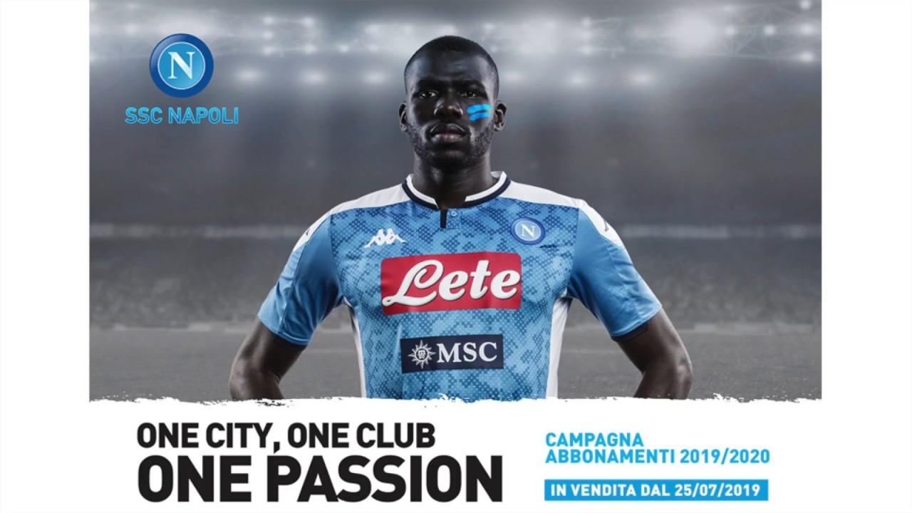 Calendario Ssc Napoli 2020.Presentazione Della Campagna Abbonamenti Ssc Napoli 2019 2020