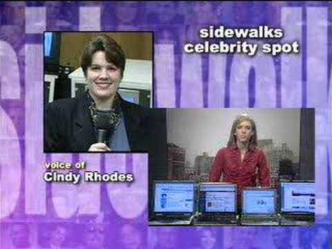 Sidewalks TV: Amy Henry of The Apprentice (2004)