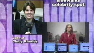 Sidewalks TV: Amy Henry of The Apprentice (2004)