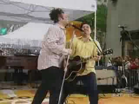 Counting Crows-Big Yellow Taxi