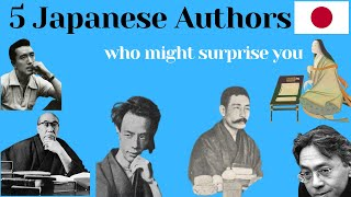 Famous Novelists From Japan