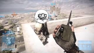 Trollando os snipers no BF3 ( Vídeo do Norry82 )