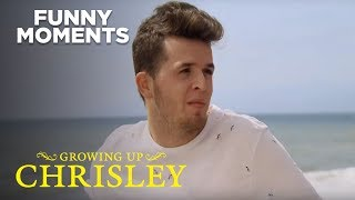 Growing Up Chrisley | Chase Hires Elliot As His Manager | Season 1 Episode 5 | Chrisley Knows Best