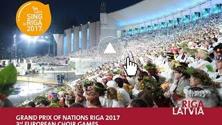 Welcome back to Riga 2017!
