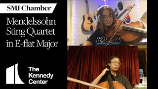 SMI Chamber: Mendelssohn String Quartet in E-flat Major