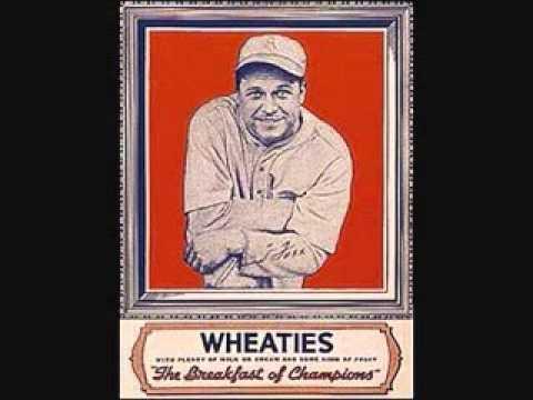 Have You Ever Tried Wheaties? 1920s Radio Jingle