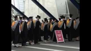 UC Graduation 17 December 2014