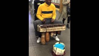 African Acustic Live Subway NYC